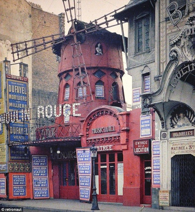 The Magical Mythical Moulin Rouge
