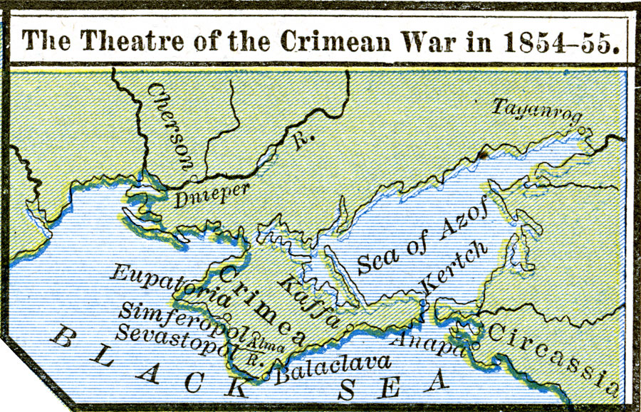 What's the big deal about Crimea?