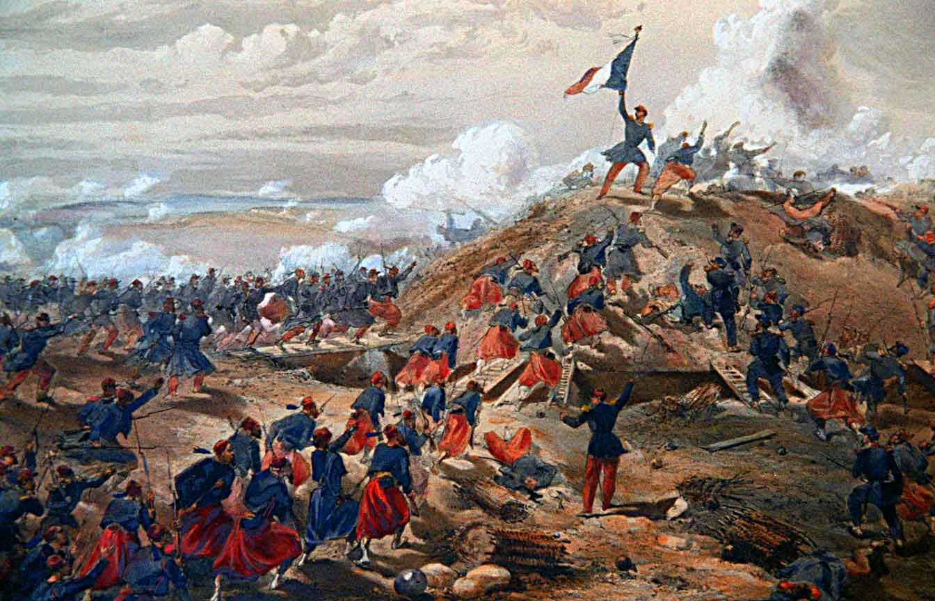 Crimean War: We've been here before!