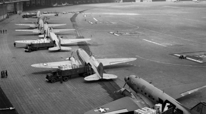 The Berlin Airlift – A Geeked on History Interview